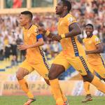 Thanh Hóa và Bình Dương bất phân thắng bại trận mở màn V-League