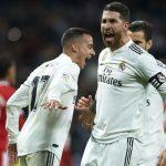 Real Madrid đặt một chân vào bán kết Cup Nhà Vua