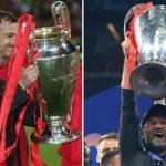 Benitez mừng Klopp gia nhập CLB những HLV vô địch C1