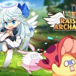 Raising Archangel - game nhập vai idle siêu dễ và đơn giản mở đăng ký trước