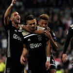 Ajax loại Real khỏi Champions League