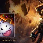 game thủ Phillippines được tặng Riot Nasus K9 sinh nhật 10 năm Riot
