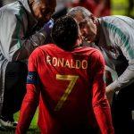 Allegri thừa nhận Ronaldo khó kịp trở lại trận gặp Ajax