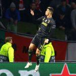 Ronaldo giúp Juventus giành lợi thế trên sân Ajax