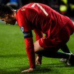 Ronaldo có nguy cơ nghỉ tứ kết lượt đi Champions League