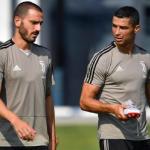 Bonucci: 'Ronaldo tập luyện như cỗ máy'