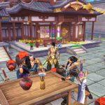 Server mới S70 Tân Thiên Long Mobile vẫn đông vui như ngày đầu trải nghiệm