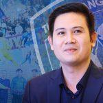 Phạm Văn Tam - ông bầu 8X của bóng đá Việt
