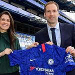 Petr Cech nhậm chức tại Chelsea