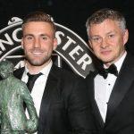 Luke Shaw nhận giải Cầu thủ Man Utd hay nhất mùa