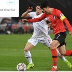 CĐV Tottenham vui mừng trước thất bại của Hàn Quốc