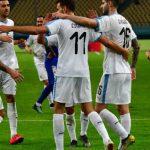 Uruguay gặp Thái Lan ở chung kết China Cup 2019