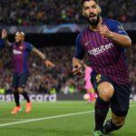 Barca bắt kịp cột mốc ghi bàn của Real tại Champions League