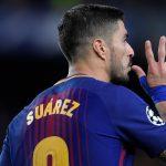 Suarez tịt ngòi sân khách gần bốn năm trước trận gặp Man Utd