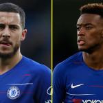 Hazard tự nhận hay hơn đàn em 18 tuổi ở Chelsea