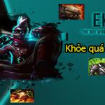 Ekko lại bị giảm sức mạnh, nhiều thay đổi về tướng khác