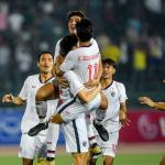 Thái Lan gặp Indonesia ở chung kết U22 Đông Nam Á
