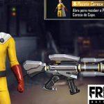 Free Fire: lộ diện trang phục hợp tác với One Punch Man