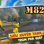 """Hướng dẫn sử dụng M82B – Khẩu súng """"bắn khét"""" nhất Free Fire"""