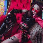 Free Fire: Tan chảy với cosplay Rosa – Sweet Asylum Bundle