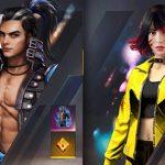 Free Fire Max: Top 5 nhân vật thiện chiến nhất để leo rank thần tốc
