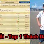 Lộ diện chân dung của top 1 Thách Đấu 16 tuổi đã cày nát rank Việt thời gian qua