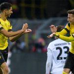 Dortmund thắng đậm, phá kỷ lục của CLB ở Bundesliga