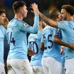 Man City lên đỉnh bảng Ngoại hạng Anh