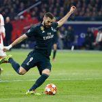 Benzema chạm mốc 60 bàn ở Champions League
