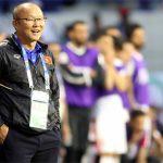 Park Hang-seo cầm quân ở cả SEA Games và vòng loại World Cup