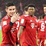 Bayern thắng 6-0, đòi lại đỉnh bảng Bundesliga