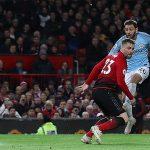 Man City lập kỷ lục mới với hai bàn nã vào lưới Man Utd