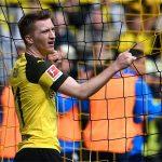 Dortmund dính hai thẻ đỏ, thua ngược trên sân nhà