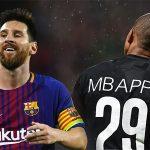Mbappe lĩnh án, khó có cửa tranh Giày Vàng với Messi