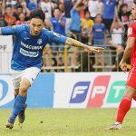 Quảng Ninh đẩy HAGL xuống áp chót V-League