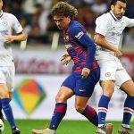 Barca thua Chelsea trong ngày Griezmann ra mắt