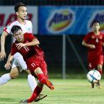 U22 Việt Nam hạ CLB Viettel sau ba hiệp đấu