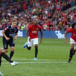 Man Utd thắng trận giao hữu thứ năm liên tiếp hè 2019