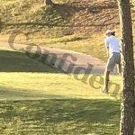 Bale chơi golf trong lúc Real thua Tottenham