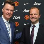 Van Gaal: 'Man Utd có một lãnh đạo chẳng biết gì về bóng đá'