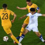 Australia vào tứ kết Asian Cup sau loạt luân lưu