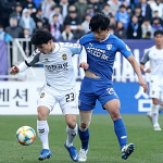 Công Phượng đá 30 phút khi Incheon thua đội bét bảng K-League