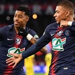 PSG vào chung kết Cup Quốc gia Pháp