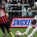Juventus thắng ngược AC Milan