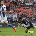 Man City vào chung kết Cup FA