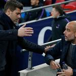 Pochettino: 'Man City đủ sức giành cú ăn bốn'