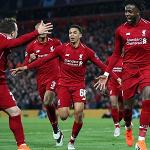 Liverpool lập hàng loạt kỷ lục khi đánh bại Barca