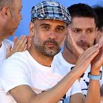 Báo Italy đưa tin Guardiola dẫn dắt Juventus