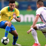 Brazil hạ Paraguay ở tứ kết Copa 2019