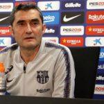 Valverde: 'Barca mất kiểm soát đúng lúc mọi thứ trong tầm tay'